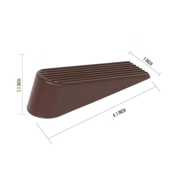 Safety Premium Rubber Door Stopper