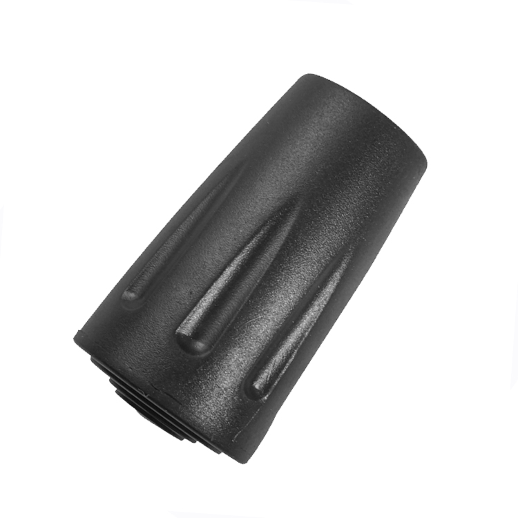 Long round head rubber Cane Tips