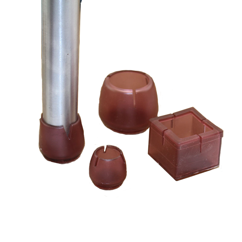 Brown Table and chair leg protector