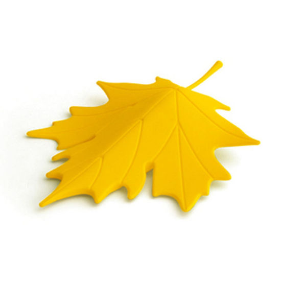 Maple Leaves Flexible Rubber Door Stopper