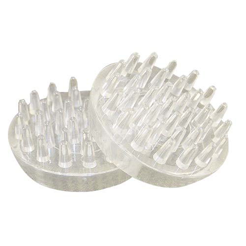 Furniture Caster Protectors Spiked Furniture Cup